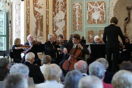 Solist mit Orchester