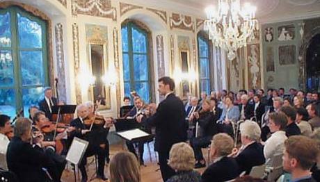 Konzerte in der Bagno-Konzertgalerie
