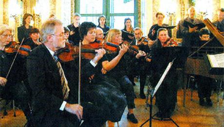 """""""Collegium Musicum"""" und """"Münstersche Kantorei"""" gaben Konzert im Bagno"""