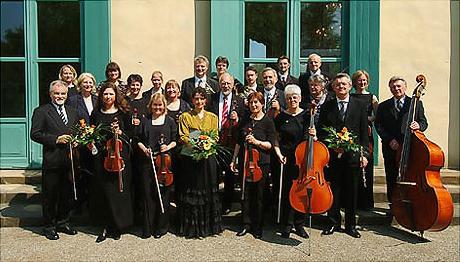 Collegium musicum beschenkte sich und dankbare Zuhörer beim Jubiläumskonzert