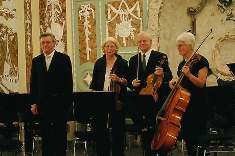 """Außergewöhnliche Akzente beim """"Collegium musicum""""-Konzert in der Bagno-Konzertgalerie"""