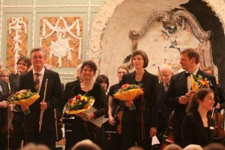 Wunderbares Konzert zum 45-jährigen Bestehen (Foto: A. Engels)