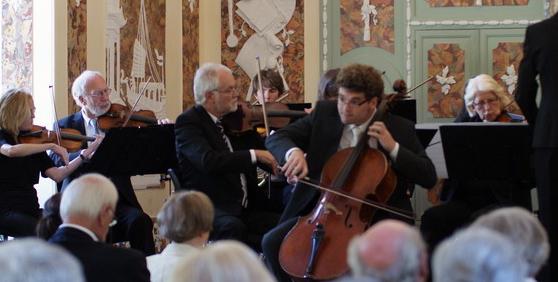 KonzertberichteCollegium musicum Steinfurt